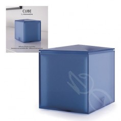 Pranarom Difusor Aceites Esenciales Cube Azul