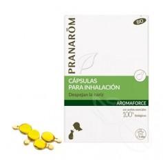 Aromaforce Capsulas Para Inhalacion Bio 15 Capsulas
