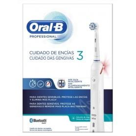 Cepillo Dental Electrico Oral-B Professional 3 Cuidado de Encías